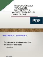 Introducción a la Computación básica