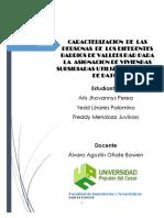 Caracterizacion de Las Personas de Los Diferentes Barrios de Valledupar Para La Asignacion de Viviendas Subsidiadas Utilizando Minería de Datos 2