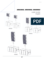KRX Systems User Guide Ver1 Rev3