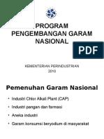 1_program Pengembangan Garam Nasional