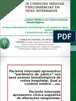 Exames laboratoriais hematológicos d eurgência  tipos, logística e interpretação dos testes (1).ppt
