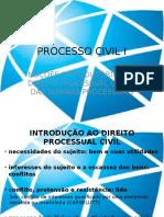 Aula 1 - Teoria Geral Do Processo e Noções Introdutórias