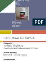 Cabe Jawa 60 Kapsul1