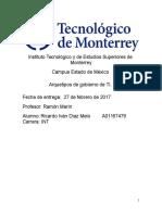 Arquetipos de Gobierno de TI.