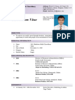 Shahdwin CV 1