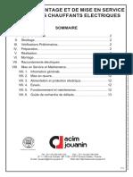 Traçage - Notice de Montage Des Rubans (Complet) - 04 1001.00