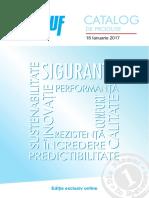 Catalog de Produse Knauf - Editia 16.01.2017