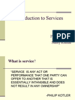 1 - Introduction to Services