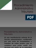 Procedimientos de Defensa Tributarios