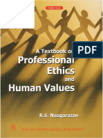 Professional-Ethics and Human Values