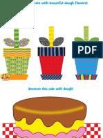 Dough Mat Crafts