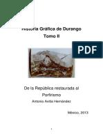 Historia Grafica de Durango.