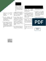 Razones y Proporciones Ficha de Ejercicios