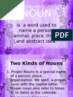 NOUNS (2)