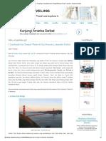 8 Landmark Dan Tempat Wisata Di San Francisco, Amerika Serikat