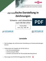 Präsentation_Symbolische Darstellung in Zeichnungen en ISO 2553