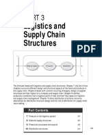 ch07 -Logistics and Supply Chain Structures