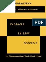 Vacances en Eaux Troubles - Extraits