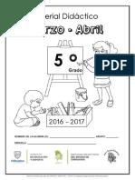 5o Material de Apoyo Mar - Abr. 2016-2017