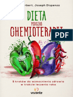 Dieta Podczas Chemioterapii - Mike Herbert, Joseph Dispenza