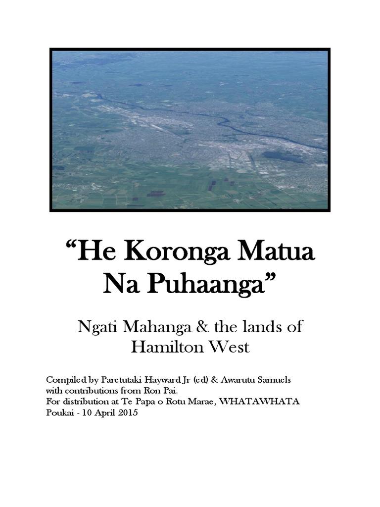Ngāti Māhanga