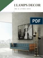Floor Lamps Decor - Home & Living 2018