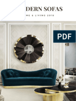 Modern Sofas - Home & Living 2018