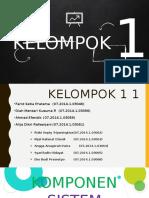 SIM Komponen Sistem Informasi Manajemen