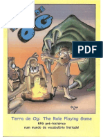 Terra de Og - Livro de Regras