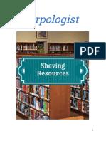 Wet Shaving Resource Guide_Sharpologist's