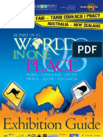 World in One Place Exhibition Guide 2008