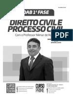 0098 10 16 Direito Processual Civil AP 2016.pdf