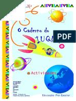 Caderno Actividades Pré-escolar