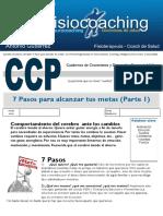CCP 09 -7 Pasos Para Alcanzar Tus Metas