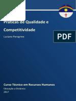 Caderno de RH (Práticas de Qualidade e Competitividade) 2017