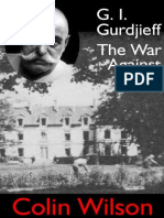 Colin Wilson - G.I. Gurdjieff - The War Against Sleep
