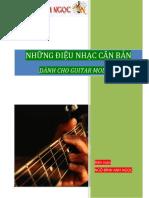 Cac Dieu Nhac Danh Cho Guitar Mordern
