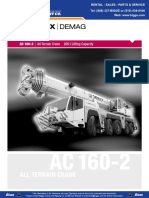 Terex Demag AC160 200T