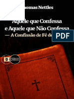 A Confissão de Fé de João - Por Thomas Nettles
