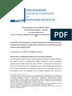 """""""Los alcaldes de la Hermandad y el estudio del gobierno de una jurisdicción rural"""""""