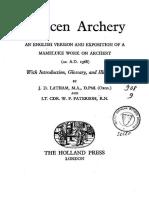 Saracen Archery