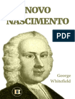 George Whitefield - Novo Nascimento