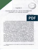 Qué es y no es investigación científica en ciencias sociales.pdf