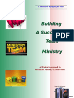 Building a Successful Team Ministry