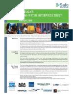 Ghana Water Enterprise
