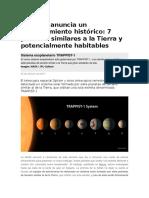 Texto 2 exoplanetas