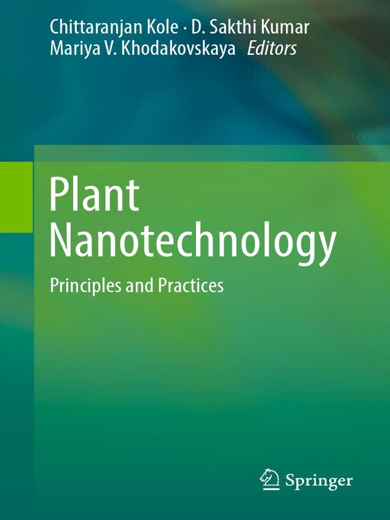 Plantnanotechnology nanotechnology nanomaterials fandeluxe Gallery