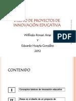 GUÍA DE PROYECTOS DE INNOVACIÓN EDUCATIVA