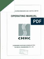 ZXZ series speed measure and control meter.pdf
