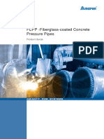 FCPP Fiberglass Coated Concrete